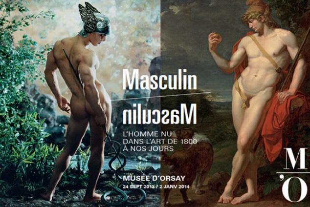 「芸術」と「ゲイ文化」の対立 オーストリア、パリで史上初の「男性ヌード」展覧会開催