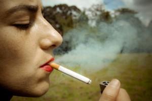 喫煙女子をタバコの銘柄別に5分類してみた