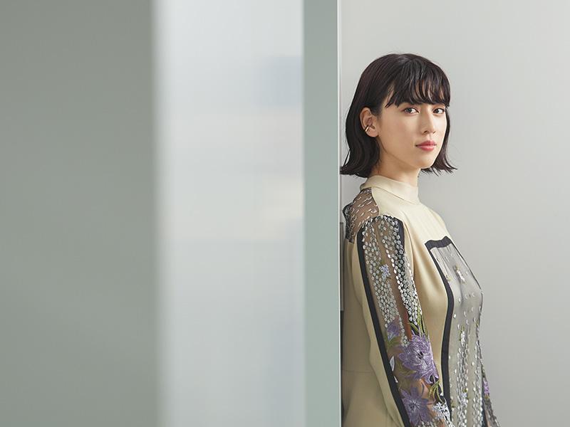 三吉彩花「役として『居る』という初めての感覚」映画『Daughters』主演