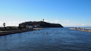 江ノ島で海を楽しむデートプラン