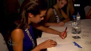 ミス・フランス2014の筆記テストを公開! でも審査には影響なし?