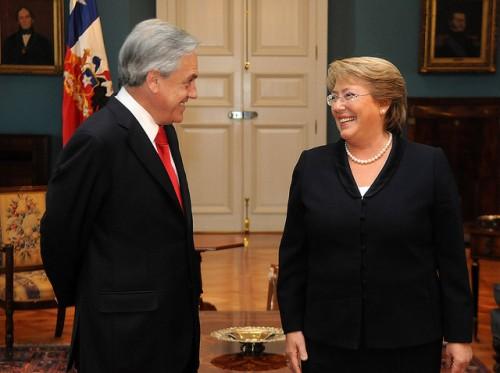 女性大統領バチェレ氏が語る女性の政治参加の意義