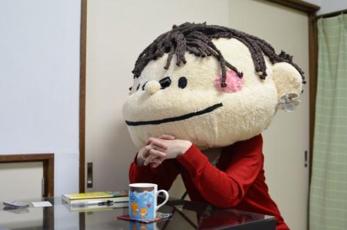 著者・カキウチユウコさん2