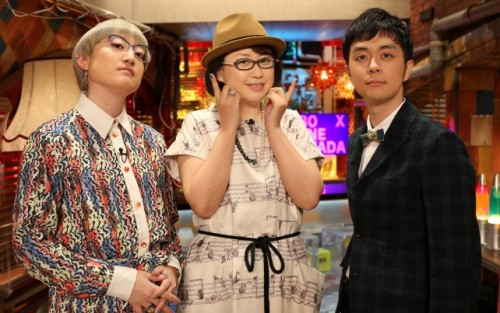 (左から)能町みね子氏、久保ミツロウ氏、ヒャダイン氏