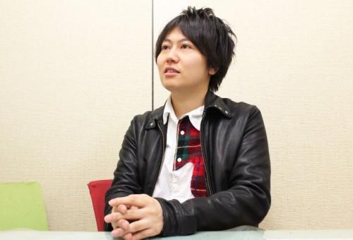 インタビューに応える木月洋介氏