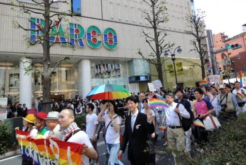 TOKYO RAINBOW WEEK 2014_1