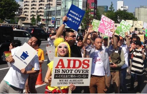 夏木マリも応援! セクシュアル・マイノリティーへの理解を深める「TOKYO RAINBOW WEEK 2014」に1万4,000人が参加