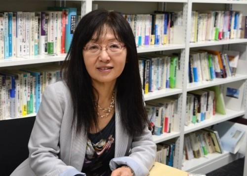 青学・須田敏子教授2