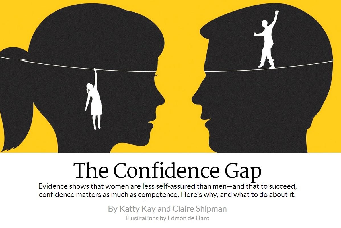 女性が職場で活躍できないのは「自信」がないから? 米国で大論争に
