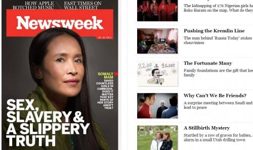NewsweekWEBサイトより