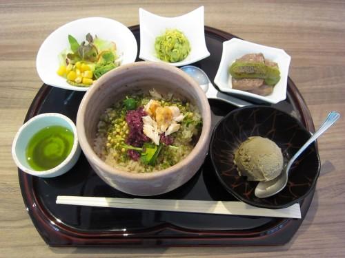 """日本茶を""""食べる""""レストランがOPEN!1"""
