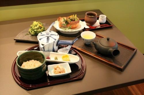 """日本茶を""""食べる""""レストランがOPEN!5"""
