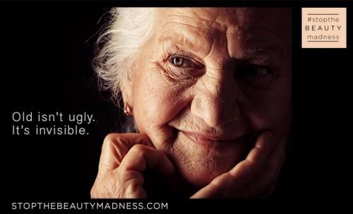 「老いることは美しさが内面に隠れること」 美容に狂う女性たちに警鐘を鳴らすアメリカの広告に大反響