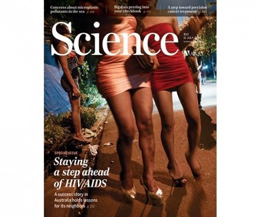 科学の世界は男性優位? 女性のからだを表紙に使ったサイエンス誌に米国下院議員が抗議