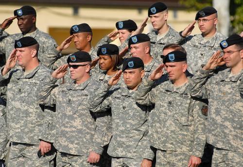 「性転換した女性兵士」が活躍できる国