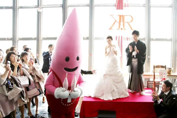 東京タワーやデパートの屋上でも! 一から作る「ユニーク結婚式」のメリットとは?
