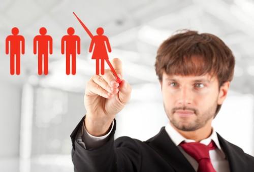 """女性が職場で""""男女格差""""を感じる瞬間"""