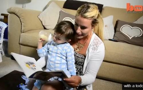 自殺未遂で両足を失った25歳女性――いじめ、麻薬中毒を乗り越え、母親になって見つけた「生きる意味」