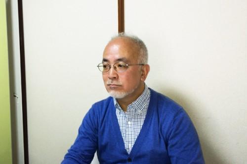 特定非営利活動法人「ぷれいす東京」代表の生島嗣氏