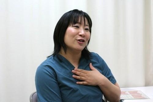 東肛門科胃腸科クリニックの瀧山亜希医師