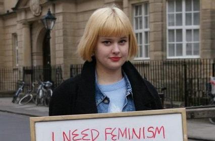 10代から女子大生まで、SNSで世界に広がるフェミニズム―彼女たちが自撮り写真をアップする理由とは?