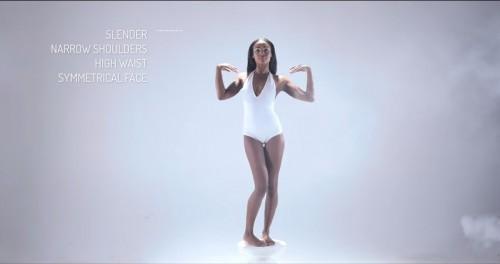 時代で変化する「理想女性の体型」動画1-2