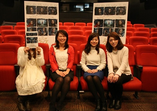 新作ディズニー映画『イントゥ・ザ・ウッズ』試写会が開催―4人の20代女子による「女の幸せ」座談会