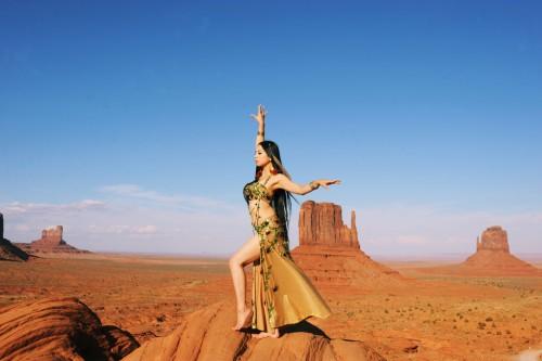 自分のセクシーさを発見するベリーダンス