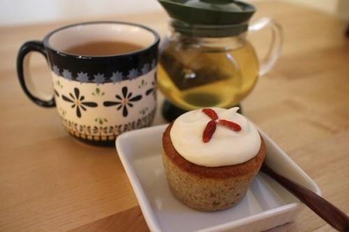 薬膳カップケーキは試す価値あり! ストレスや便秘に効果テキメンと話題の「漢方カフェ」に行ってきた