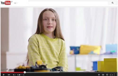 理系少女が話題のマイクロソフトのCM