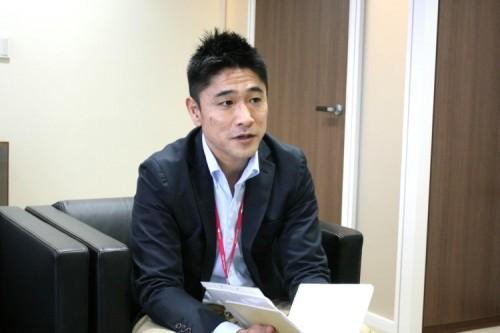 大手人材派遣会社「スタッフサービス」 月見里昌輝さん