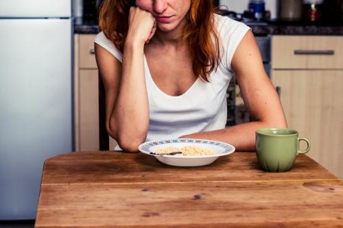 食べ物潔癖症の32歳女の闇