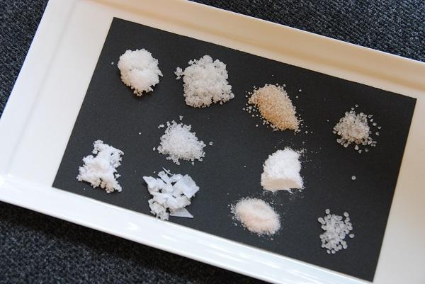 """""""しょっぱい""""という味は塩からしか取れない 世界の塩を食べ比べる「利き塩」体験に参加してみた"""