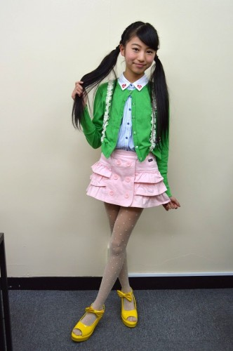 小林紗良さん(12歳)