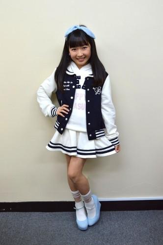 飯塚理珠さん(12歳)