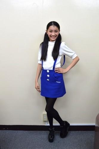 松田望愛さん(12歳)