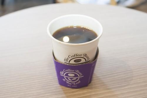 コーヒービーン&ティーリーフに行ってきた