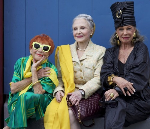 60歳以上のオシャレ女子が輝く4法則
