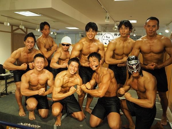 女性にとってのマッチョは、男性にとってのおっぱい マッチョカフェ仕掛け人に聞く、筋肉男の魅力