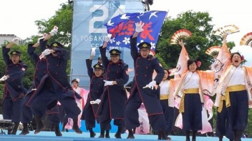 ネットで話題のJR九州よさこいチーム隊長に直撃 かっこ良すぎる衣装や振付をプロデュースしたのは?