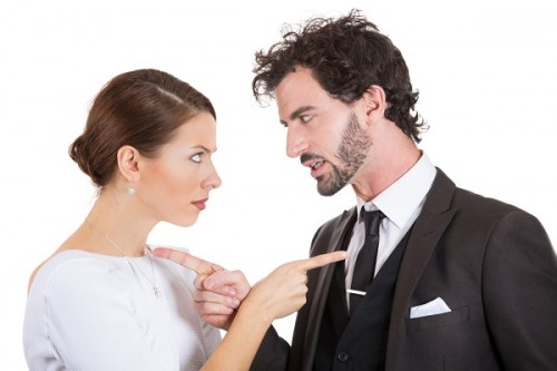 見合い相手に説教をする婚活女の相談