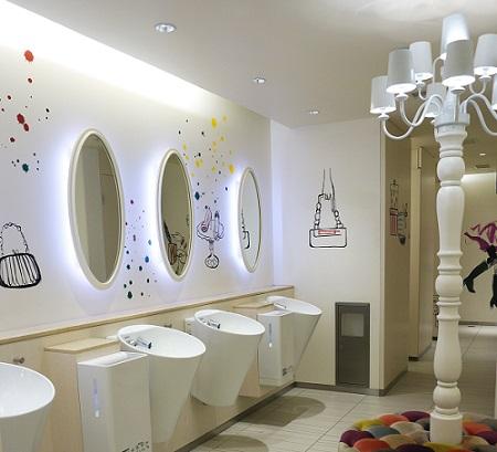 「女性が輝くトイレ」にトイレハンター提言