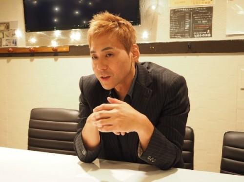 ヒロシさんインタビュー