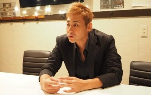 お笑い芸人・ヒロシさんインタビュー(前編)