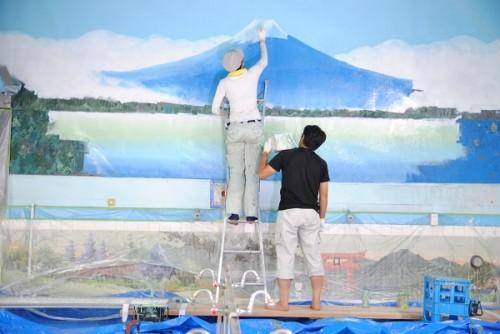 日本唯一の女性銭湯絵師が語る銭湯の魅力