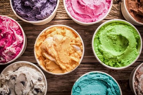 溶けないアイスが話題、健康美容効果も