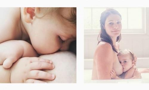 授乳写真はヌードじゃない インスタグラムのアカウント削除が物議