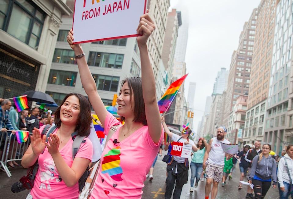 LGBT活動家・東小雪が伝える、ニューヨークで出会った4つの新しい家族のカタチ