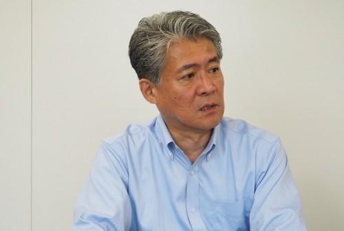 河上隆さんインタビュー