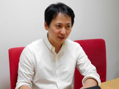 山口揚平さんインタビュー